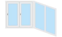 Остекление балконов и лоджий по низкой цене в быстрый срок в.